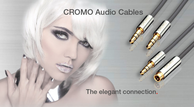CROMO Audio cables